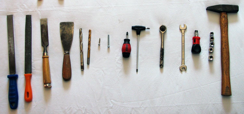 Vainun käyttämät myynnin työkalut
